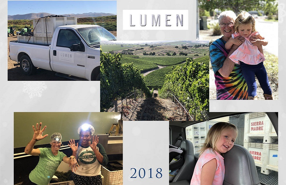harvest notes lumen